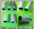di alluminio anodizzato argento tubo profili