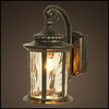 Antique attractive outdoor lighting wall (HS6401-DN-M)
