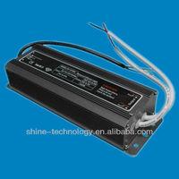 High quality waterproof IP67 ac 220v 230v 240v to dc 24v led driver power supply 30w 45w 60w 80w 100w 150w 200w