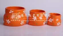 Yong feng xiang beautiful Ceramic flower /Plant Pot For Home & Garden,holidays gifts,promotional gifts