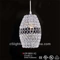 yüksek kaliteli kristal avize ve dekoratif 120 derece led tavan aydınlatma