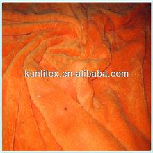 100% Polyester shu velveteen king quilt set