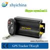 car anti theft device gps tracker gsm gps tracking vehicle tracker cell phone sim card gps tracker TK103B