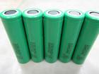 Lithium battery 18650 3.7V 1800mAh, 2000mAh, 2200mAh, 2600mAh, 3000mAh
