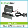 Rechargeable 24v 4ah lifepo4 battery pack for LED light and emergency light