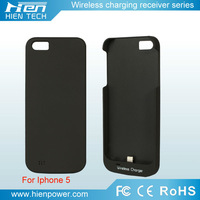 good quality wireless charger receiver case for iphone 5