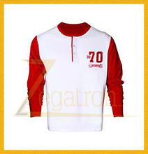 White color Custom Cotton men T-shirt,Jersey