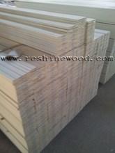 Wooden Door Jamb Primed Finger Joint Pine Flat Jamb