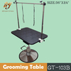 hydraulic lift grooming table for dogs/ZHENYAO GT-104B dog grooming table