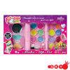 2014 New color eyeshadow blusher powder kids makeup set
