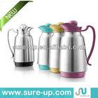 New Luxury design juice jug vacuum thermos jug coffee pot stand