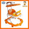 kid plastic toy car 811TP height adjustable baby walker