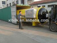 vulcanizing boiler for truck tire cold retreading