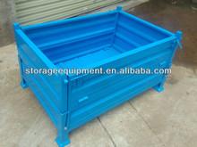 2014 Heavy duty Foldable Steel Box with pallet