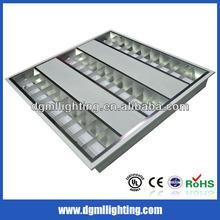 36 W blanco cálido sansumg chip cri80 empotrable grille luminarias 600 x 600 MM