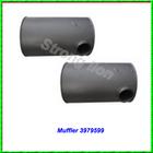 High quality muffler 3979599 for Volvo truck FH/FM12