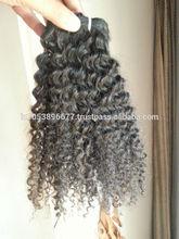 100% raw unprocessed virgin 7a kinky curly wholesale virgin indian hair