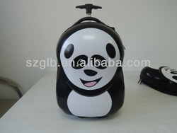 children cartoon printing pc trolley luggage for travel