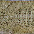 2014 venta caliente de la serpiente de la piel de la PU de cuero con de cocodrilo en relieve