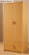Oak children Bedroom furniture wardrobe