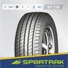 Sportrak brand michelin all season used car tyre