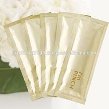 Crema blanqueadora para mancha oscura, japonés alta calidad Co2 paquete de gel máscara, pequeño lote disponible