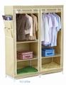 A buon mercato pieghevole assemblato armadio mobili per il commercio all'ingrosso