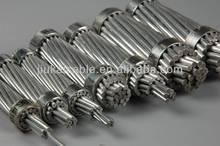 Aluminum acsr hawk conductor Standard ASTM B232, DIN 48204, BS 215 Part 2 **L**