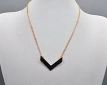 Enamel V PENDANT BONESTONE JEWELRY 2014 wholesale ebay in China jewelry