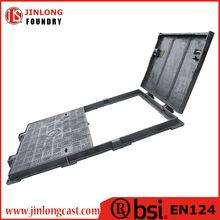 EN124 B125 telecom manhole cover