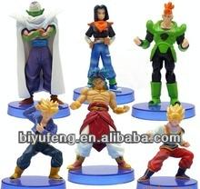 Wu kong Turtle fairy set of six Movable cartoon dragon ball single dragonball Action Figures OEM&ODM