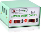 8Ah battery charger motorcycle charger
