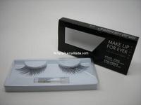 high quality diamond cosmetic gorgeous decorated stirp false eyelashes