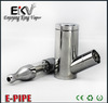 newest pipe vaporizer ecig ek pipe a2 pipe glass smoking pipe sex toy price