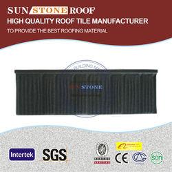 corrugated polycarbonate asphalt acoustic roof tile