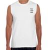 2014 Hot sell USA Flag Tank Top Logo Men Tank Top Sleeveless T Shirts Custom Print shirt