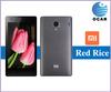 4.7 Inch XIAOMI Red Rice/Hongmi Quad Core Smartphone MTK6589T 1.5GHz WCDMA 3G GPS Dual Camera