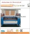 La alfombra de corte por láser de la máquina para el precio del piso esteras/alfombrillas y césped artificial