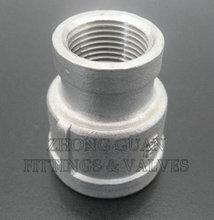Stainless steel socket bonded
