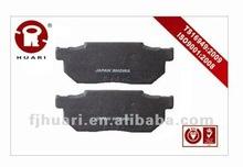 Hot sale auto parts brake pads for HONDA OE:45022-SH3-903