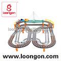loongon nouveau jouet électrique trains en laiton modèle instruments de musique