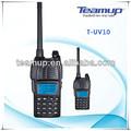 teamup t9800 profissional dual band rádio amador para venda