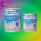 Horse Carbon Fiber Epoxy Resin Based Adhesive / Glue