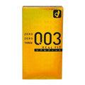 Okamoto 003 Real Fit 2000 mais fino preservativo de látex do mundo preservativo marcas japão