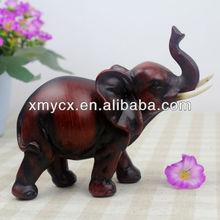 Souvenir gifts polyresin elephant ornament