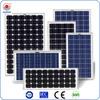 high efficiency 120w 130w 160w 180w 12v PV solar panel system