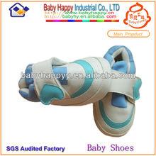wholesale good price high quality 0-24m crib shoes