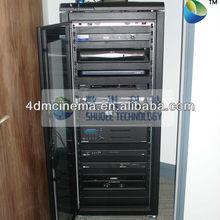 Smart Cinema System Management For Cinema Hall
