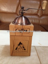 coffee maker/hand coffee grinder