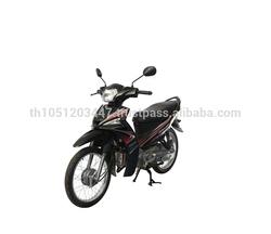 Spark 115cc disc brake electric start gas motor scooter